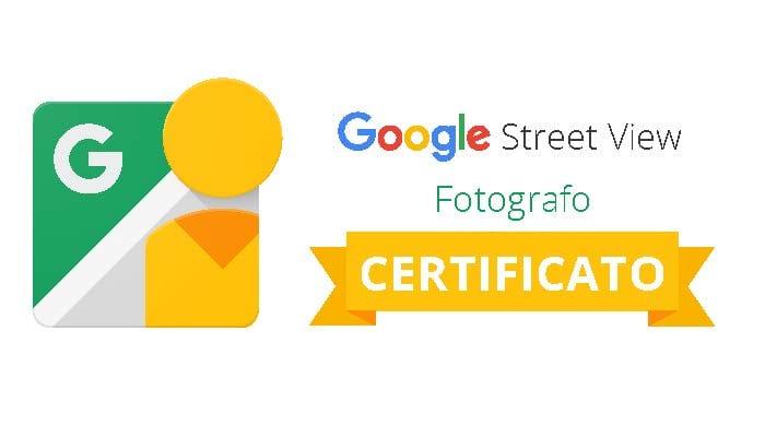 Fotografo certificato Google Street View - tour virtuale Google Street