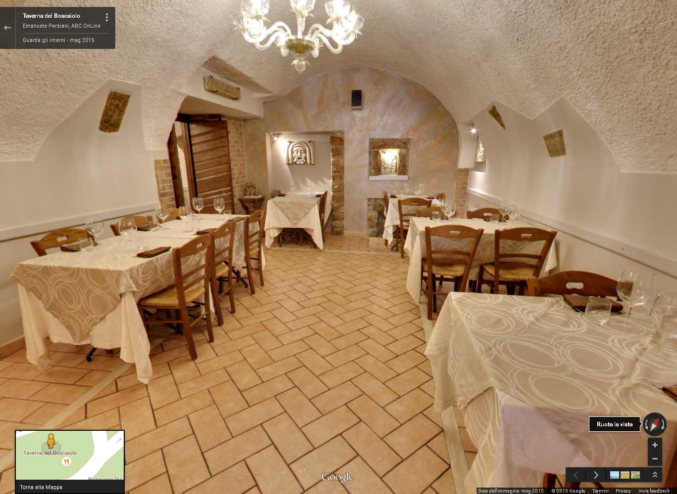 Taverna Del Boscaiolo