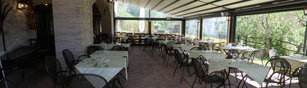 ristorante pizzeria Taverna De' Massari a Norcia